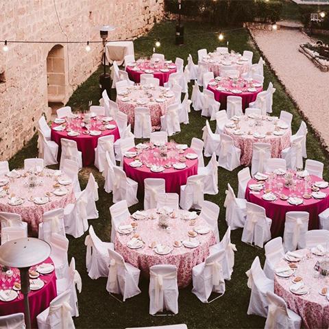 mesas patio